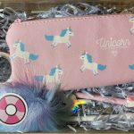 Cute Girls Unicorn Pencil Case for Back to School Supplies