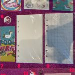 unicorn notebook diary package
