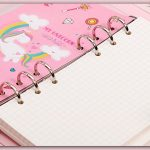 unicorn notebook view